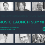International Publicity—Music Launch Summit (Summer/Fall 2016)