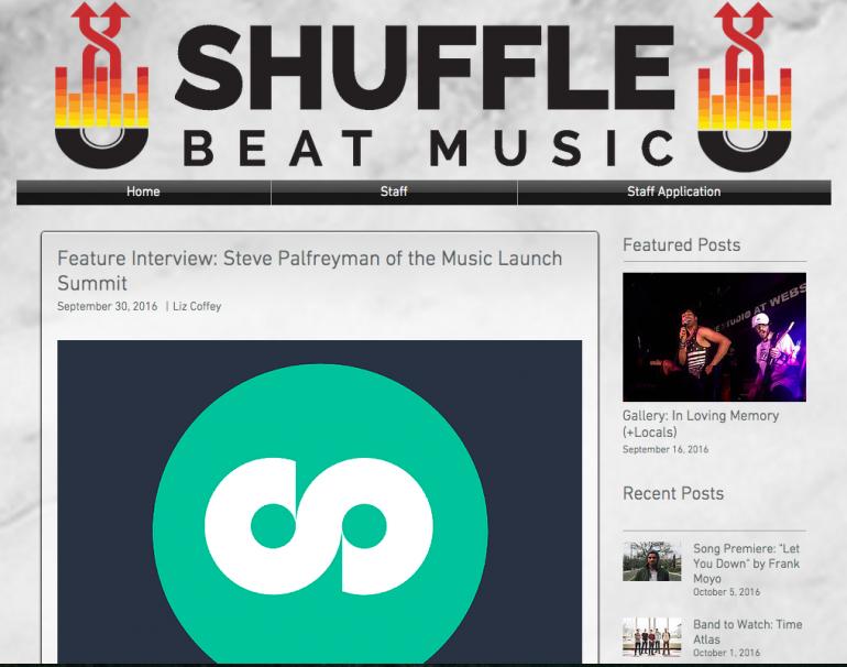Shuffle Beat