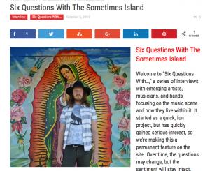 The Sometimes Island im