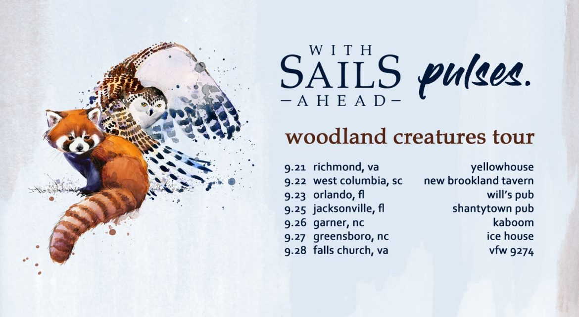 Welcome to #Music Monday! Featuring: WITH SAILS AHEAD +